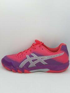 Asics Netball Gel Blade 6 Running Shoe Trainers Size UK 7½ EUR 41.5 indoors New