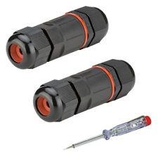 3 mm 0.5-1.5 mm² 50 x recipientes de zapato cable retráctil totalmente aislado 6