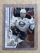 10-11 Panini Pinnacle LUKE ADAM Ice Breakers NUFEX Rink Collection DUFEX #210