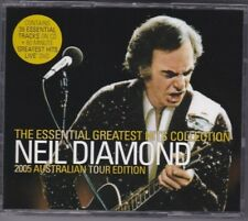 Neil Diamond - The Essential Greatest Hits Collection - 2CD & DVD Aus. Tour Edn