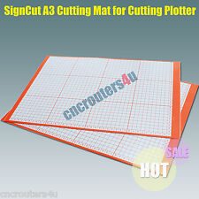 5 PCS A3 Non Slip Vinyl Cutter Cutting Plotter Cutting Mat with Craft Sticky