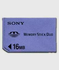 GENUINE SONY 16MB MEMORY STICK DUO MSA-M16A FOR PLAYSTATION PSP