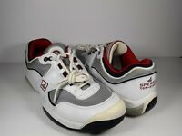 Vtg Men's Sperry Top-Sider Running Shoe Sneakers size 9.5 ( 80's) Spellout GUC