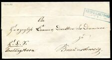 STADTOLDENDORF 1860 ca VORPHILABRIEF nach BRAUNSCHWEIG(C1429