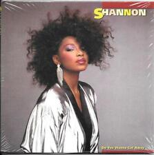 """SHANNON - DO YOU WANNA GET AWAY 2006 REMASTERED CD 1985 ALBUM + 12"""" MIXES !"""