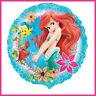 "Ariel The Little Mermaid 17"" Foil Balloon Disney Birthday Party Supplies"