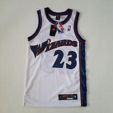 100% Authentic Michael Jordan Washington Wizards NBA Nike Jersey Size 36 S