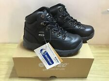 Boys Hi Tec Waterproof Walking Boots Altitude JR Size UK 11 EUR 30 BNIB