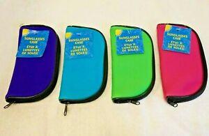 Sunglass Soft Case New Set of 4