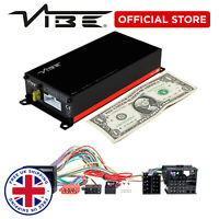 VIBE Amplifier for BMW 1 Series F20/21 Powerbox65.4 520 watts