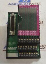 Foxboro Fbm201d 0 10vdc Invensys Process System Plc Termination Assy 8 Input