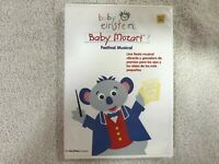BABY EINSTEIN DVD BABY MOZART FESTIVAL MUSICAL THE WALT DISNEY COMPANY AM