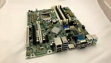 Hp Compaq Elite 8300 Pro Sff Mt Pc Motherboard 657094-001 - Tested