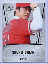 25 count lot 2018 Leaf Silver Draft SHOHEI OHTANI Rookies LA Angels Rookie cards