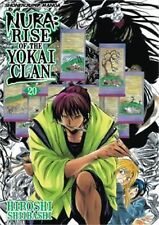 LIKE NEW Nura: Rise of the Yokai Clan, Volume 20 by Hiroshi Shiibashi PB Book