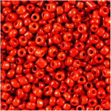 Card Making/Scrapbooking Glass Red Jewellery Making Beads