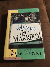 Help Me, I'm Married! by Joyce Meyer (2002, Hardcover)