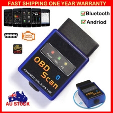 ELM327 OBDII OBD2 Wireless Bluetooth Car Diagnostic Scanner for ANDROID Phone BP