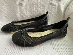 JBU Jambu AVA Women's Shoes size 9.5 M Black Mesh Flats, Slip on - New Other