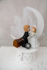 Wedding Reception Race Car Truck Mechanic Tools Grease Shop Garage Cake Topper
