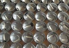 500 Aluminium Foil Tealight Cups plus 500 Pre waxed wicks. Tealight  Moulds.