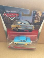 DISNEY CARS DIECAST Vladimir Trunkov With Car Boot -2017 Series Combined Postage