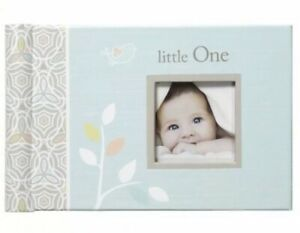 Grandmas Brag Book~ Linen Tree~ Baby Photo Album CR Gibson Baby