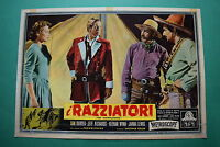N4 Fotobusta The Raiders Dan Duryea Jeff Richards Keenan Wynn 2