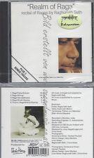CD--PANDIT RAGHUNATH SETH--REALM OF RAGA