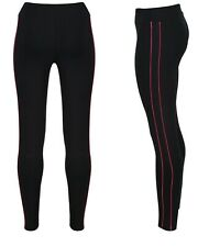 Ladies Ex M&S Leggings Active Sport Running Cotton Joggers Yoga Gym Fitness Size