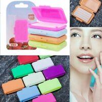 5 Colors Fruit Scent Dental Orthodontics Ortho Wax For Braces Gum Irritation New
