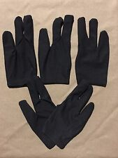 LOT OF 5 Gloves Pool Billiards Glove Fits Right or Left hand FREE Shipping