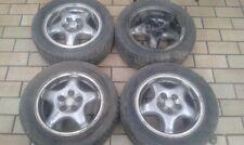 4x Alufelgen 6x15 ET55 205/55 5x100 Subaru Impreza GC8 GF8 GD GDA GDB wheel