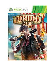 BioShock Infinite (Microsoft Xbox 360, 2013)