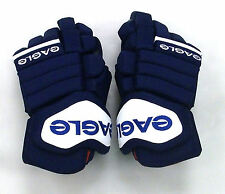 "New Eagle Talon 90 Pro senior ice hockey gloves sr. 14"" glove navy white Tor."