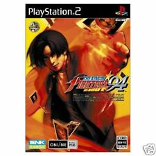 KING OF FIGHTERS 94 RE-BOUT Playstation2 PS2 Japan