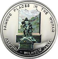 Uganda 1000 Shillings 1996 Stgl. Historische Plätze: Wilhelm Tell Denkmal