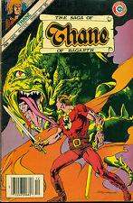 THANE OF BAGARTH #25 (1985) Charlton Comics Jim Aparo art FINE