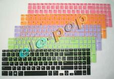Keyboard Cover Skin Protector for DELL Inspiron 15-3521 i15RV-6190BLK i5535