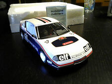 ALPINE EUROPA CUP 1/18 OTTOMOBILE only 500 in the world