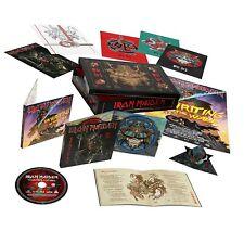 IRON MAIDEN - Senjutsu (super d.e.) (2021) CD + Blu Ray + memorabilia pre order
