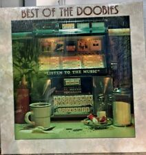 Music Vinyl Record: Best of the Doobies. 1976 (LP)