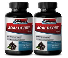 Boosting The Immune System Capsules - Acai Berry Lean 550mg - Acai Juice 2B