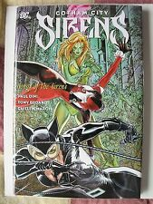 GOTHAM CITY SIRENS SONGS OF THE SIRENS HARDCOVER SEALED PAUL DINI BATMAN DC