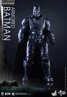 HOT TOYS BATMAN vs. SUPERMAN - ARMORED BATMAN (BLACK CHROME) 1/6 MMS356