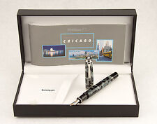 """rare PELIKAN Special Edition fountain from the citie city serie M620 """" CHICAGO """""""