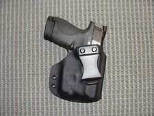 M&P Shield   With TLR -6  KYDEX HOLSTER  Black Right Hand IWB