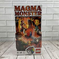 LEGO Games Magma Monster (3847) Brand New And Sealed