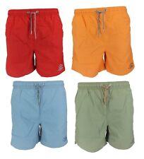Kitaro Herren Badeshorts Badehose Shorts  rot blau khaki orange 181410
