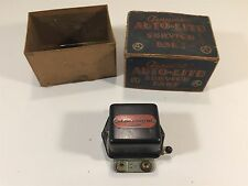 Vintage Auto-Lite VRR-4003-A Regulator Circuit Breaker New Old Stock W/ Box